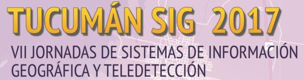 Técnicos de GeoSPlan participaron de Jornadas Tucumán SIG 2017