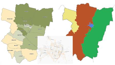 Disponible la descarga directa de datos geográficos