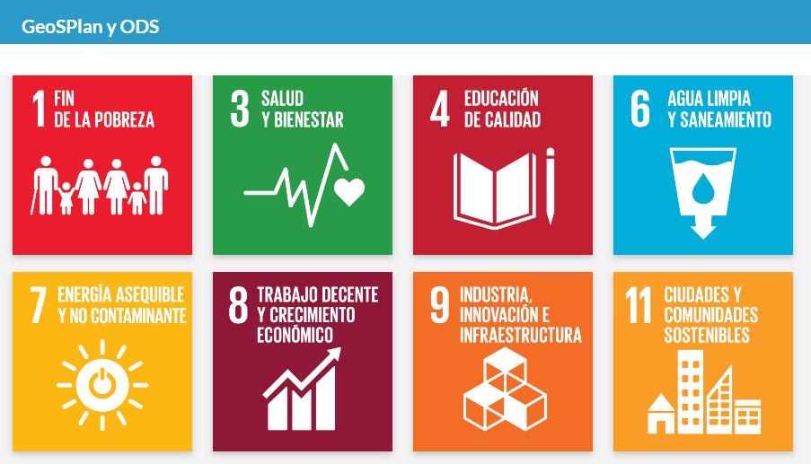 Nueva sección destinada a los ODS