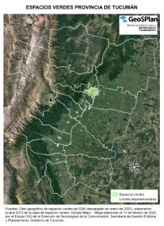Actualización de datos de GeoSPlan